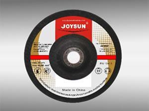 Depressed Center Flexible Grinding Wheels for Inox